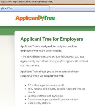 Applicanttree