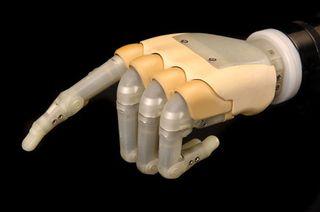I Limb Bionic Hand